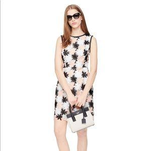 Kate Spade Tiger Lily Lace Dress
